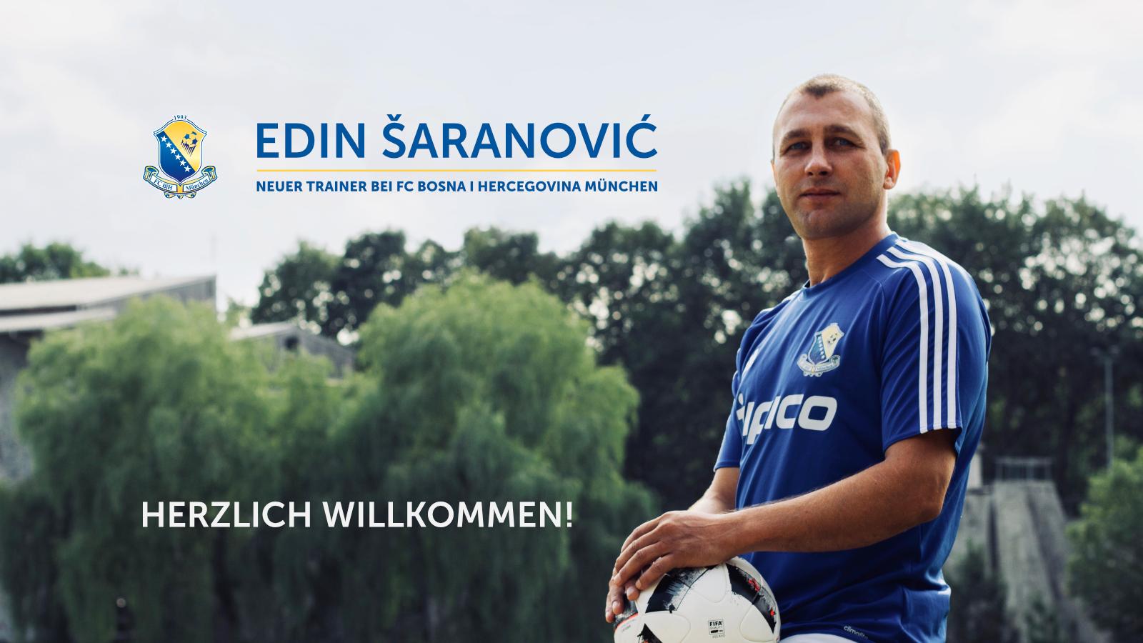 Herzlich Willkommen - Edin Šaranović