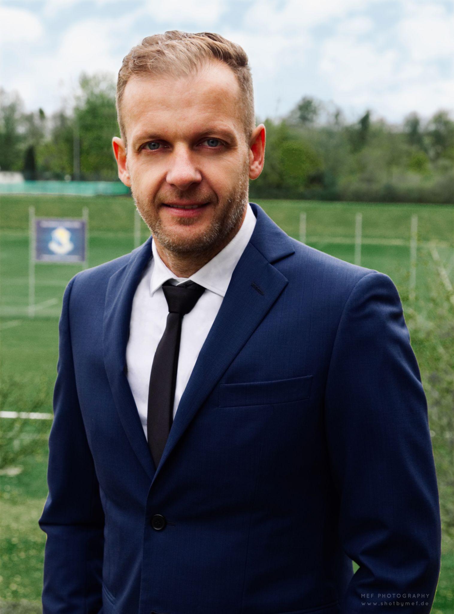 Senad Junuzović (2. Präsident)